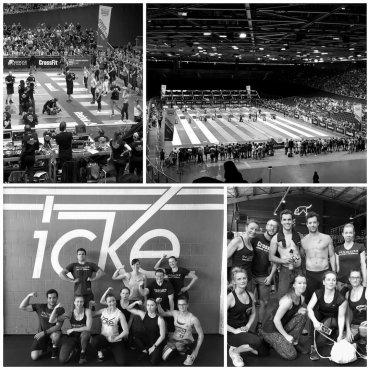CrossFit Leipzig goes Regionals