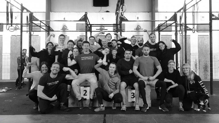 Saisonauftakt bei CrossFit Magdeburg – METCOMP 19.1