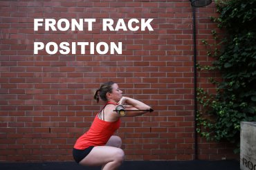 Front Rack Position – Road to parallel