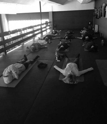 Yoga Yin & CrossFit Yang