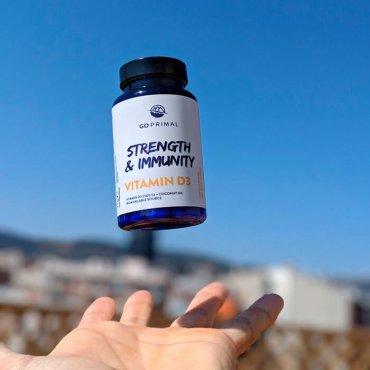 Vitamin D3 – Deine tägliche Portion Sonne